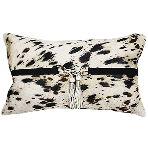 Dakota Cowhide Cushion Cover