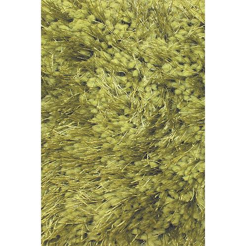 Spectrum Shag Cactus Green 160x230cm Floor Rug