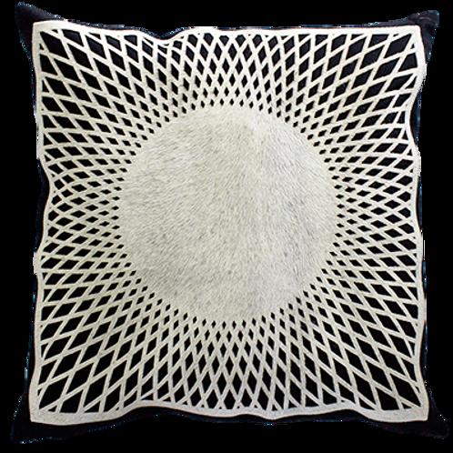 Austin Cowhide Cushion Cover