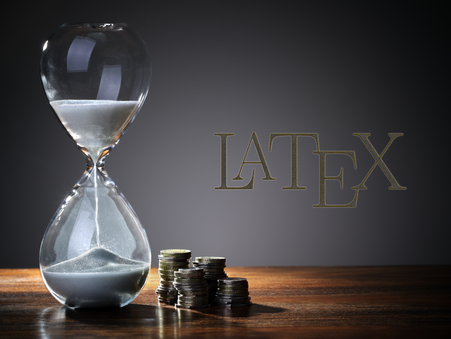 LaTeX Time-Saving Tips