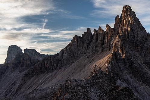The Dolomiti Peaks