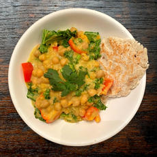 Veggie-Packed Yellow Curry