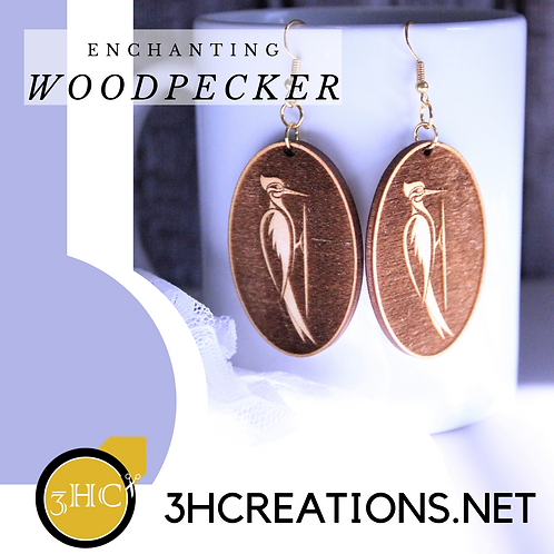 Enchanting Woodpecker