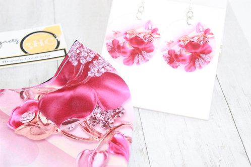 Royal Flower Earrings