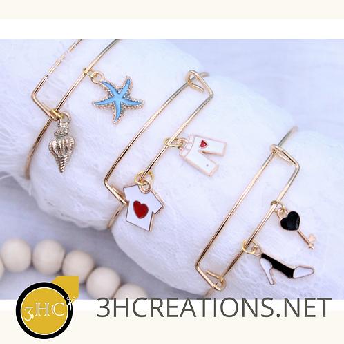 Bracelets with pendants