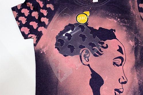African Sleeve Stencil