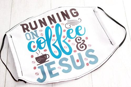 Running on coffee & Jesus