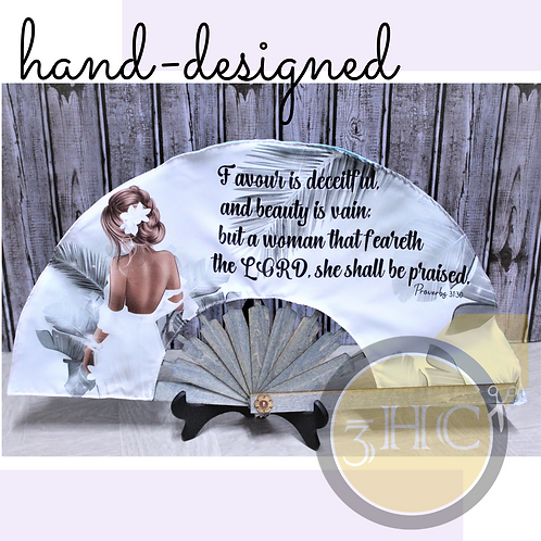 Self love hand fan collection 2