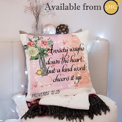 Faith Decorative Pillows