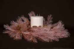 Feather Pampass Wreath with candle.jpg