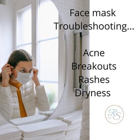 Face mask Breakouts