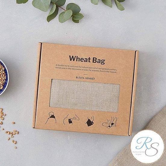 Linen wheat bag