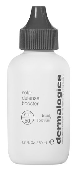 Solar defense booster spf50