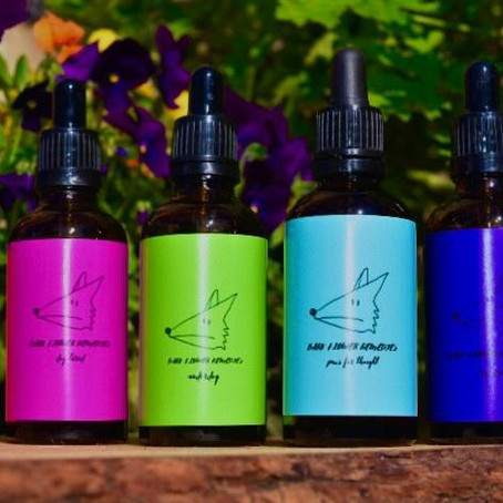 Bark Flower Remedies