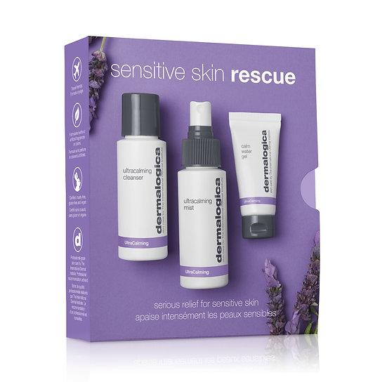 Skin sensitive rescue