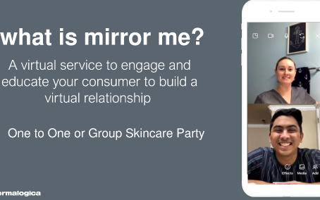 Mirror me - Virtual facial