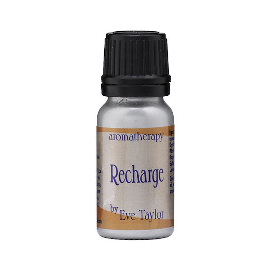 Recharge essential oil blend
