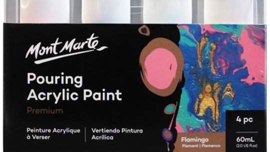 Paint Pouring Kit