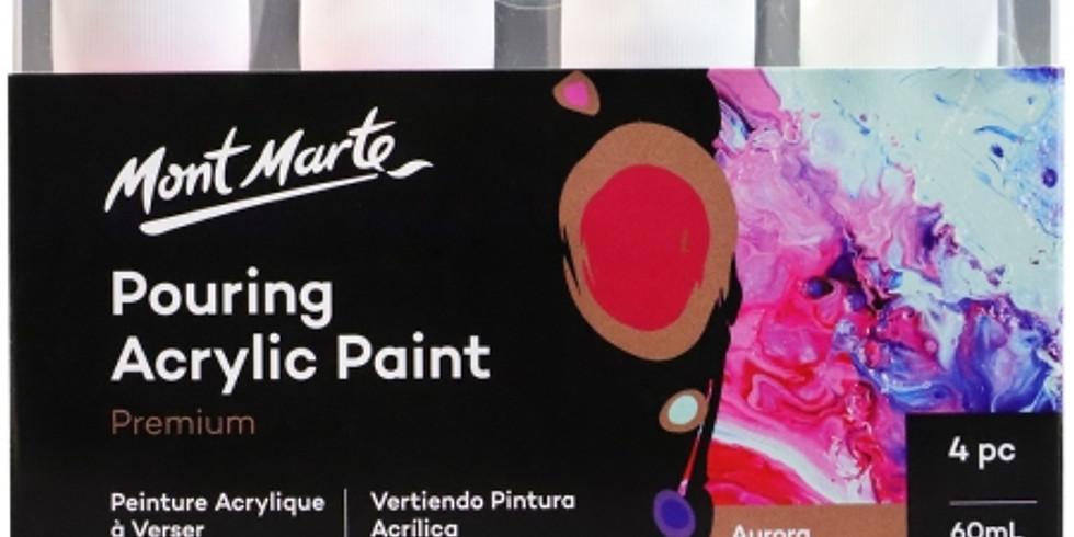 Paint Pouring Class