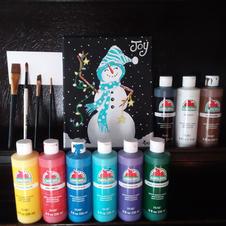 Snowman Supplies