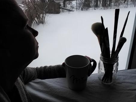 3 Artist Inspiration Ideas During Winter