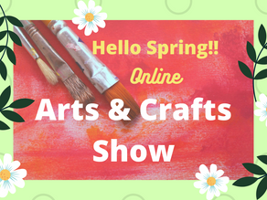 Online Arts & Crafts Show