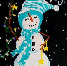 Snowman Example