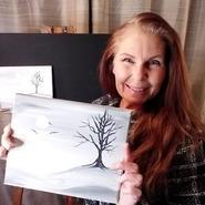 Artist Amy Parker