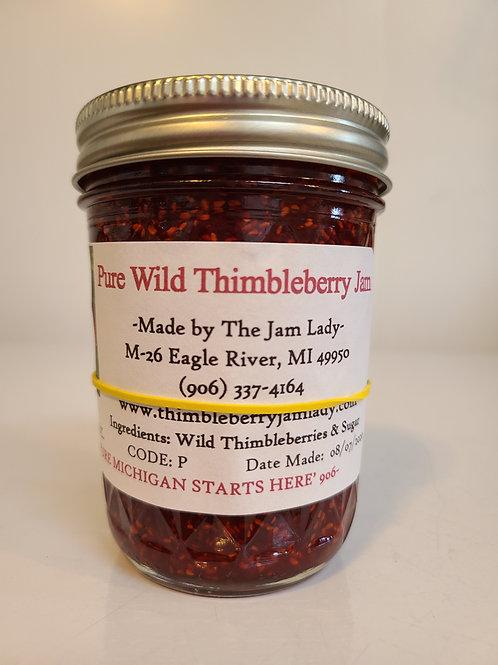Pure Wild Thimbleberry Jam