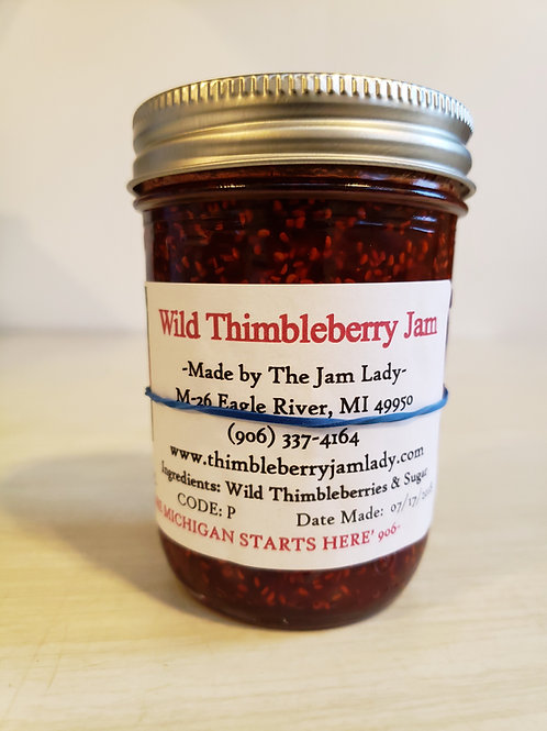 *Special* Pure Wild Thimbleberry Jam (2 for $28.00)