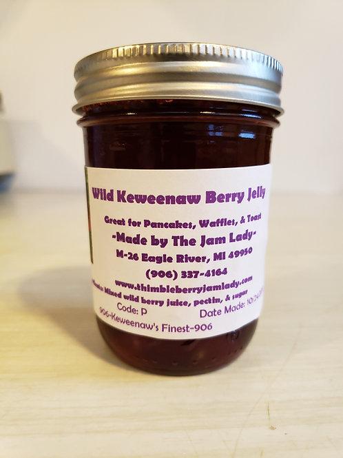 Wild Keweenaw Berry Jelly