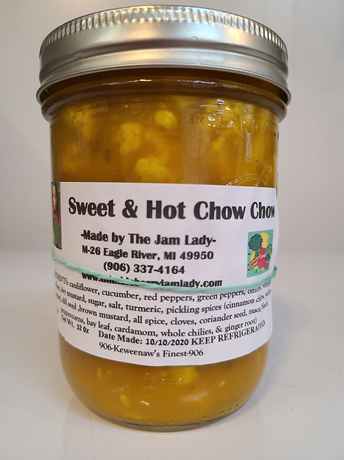 Sweet & Hot Chow Chow *Pint Size*