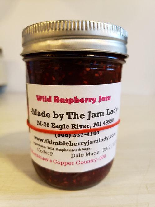 Wild Raspberry Jam (Limited Supply)