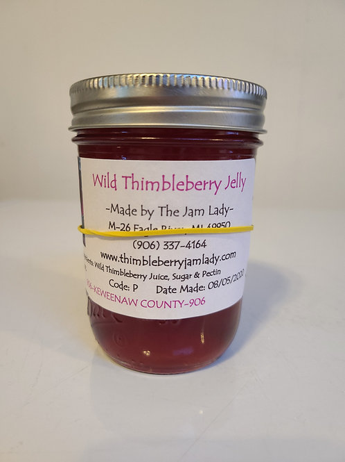 *Special* Wild Thimbleberry Jelly ($2 for 25.00)