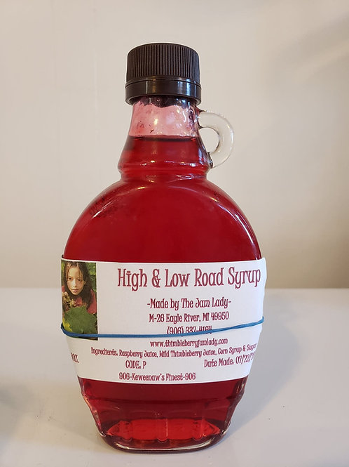 High and Low Road Syrup