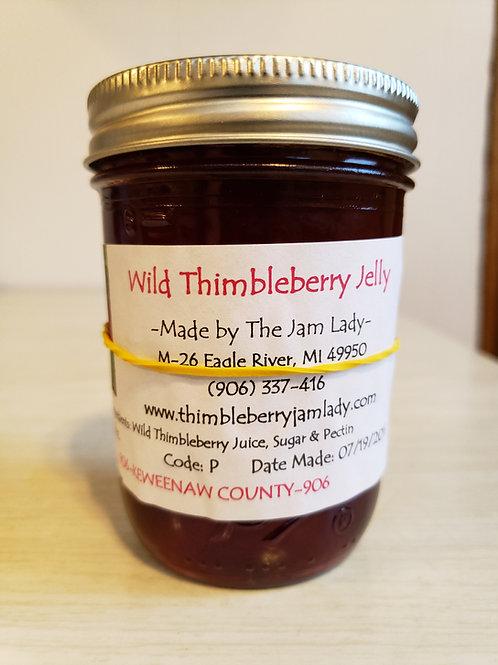 Wild Thimbleberry Jelly