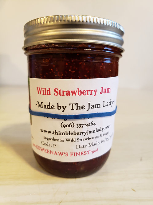 Wild Strawberry Jam (Limited Supply)
