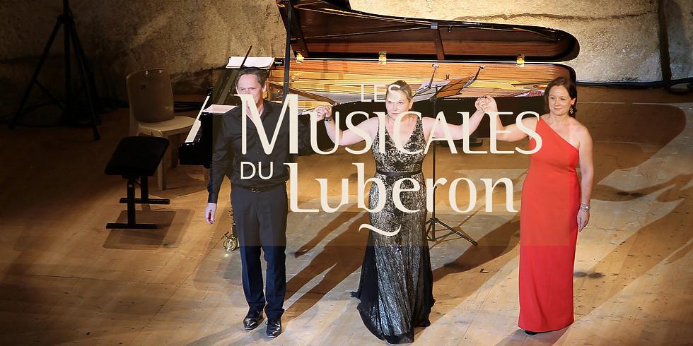 Héros de l'ombre / Musicales du Luberon