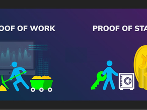 What Is The Difference Between Proof Of Work and Proof Of Stake