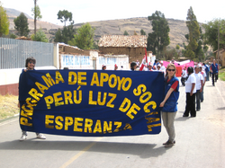 28 of July, independence day in Peru