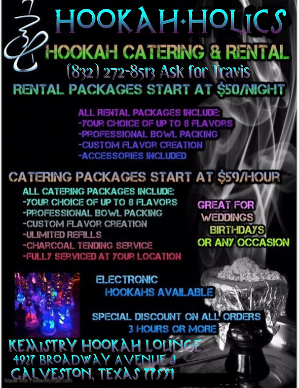 Catering Rental - Made with PosterMyWall