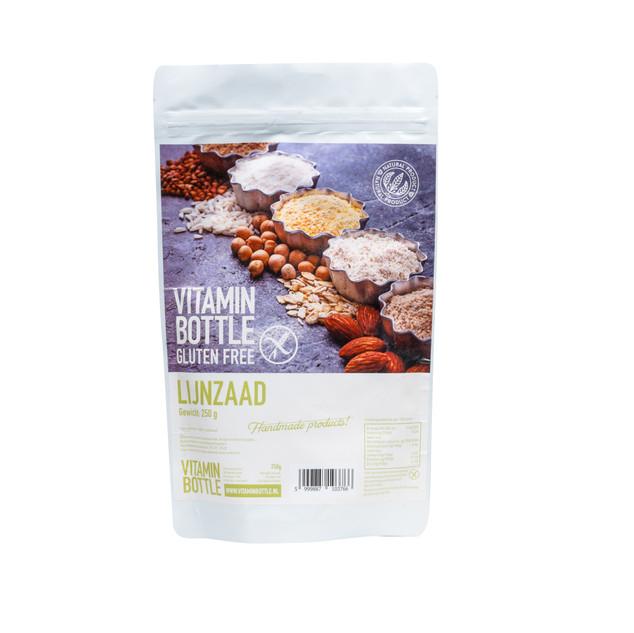 Lijnzaad 250 gram - 6,99 euro
