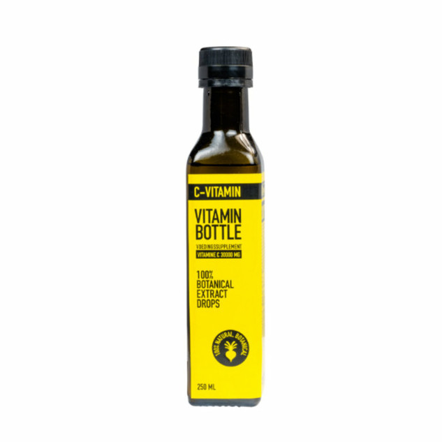 Natuurlijke vitamine C druppels voor het hele gezin - 26,99 euro