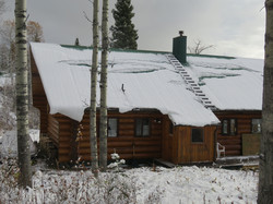 Erster Schnee 2015