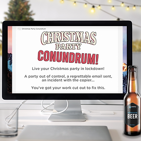 Christmas Party Conundrum
