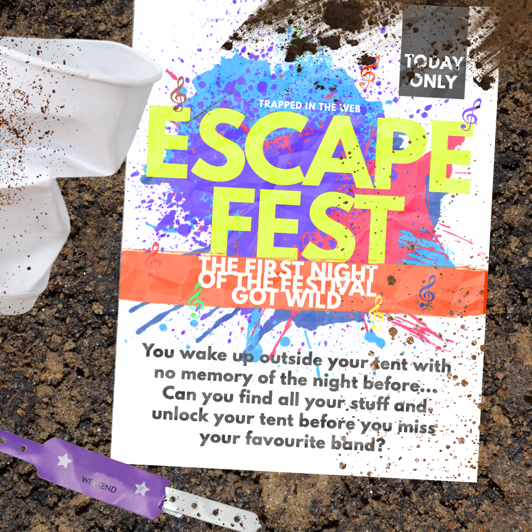 Escape the Web - Fest