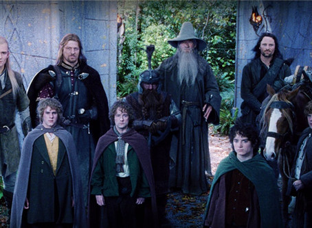 Nerd of the Rings: The Fellowship of the Nerd