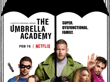 Umbrella Academy Season 1