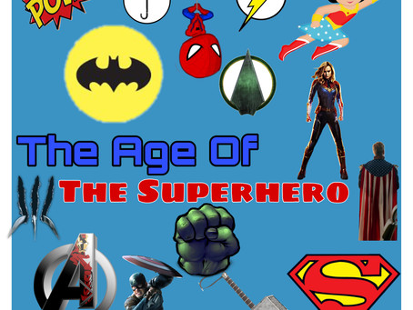 Season 2 Finale: The Age of The Superhero