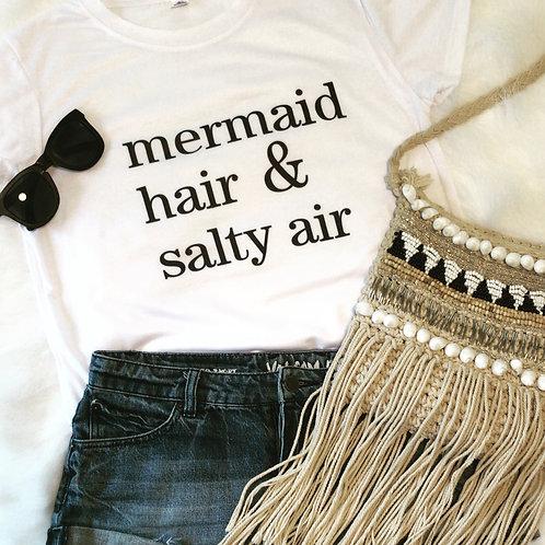 """""""Under The Sea"""" Mermaid Tee"""